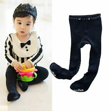 Baby Kids Girls Cotton Tights Socks Lovely Stockings Pants Hosiery Pantyhose