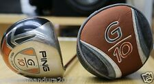 Ping G10 Draw 460 cc 10.5* Titanium Driver. RH, Right Handed