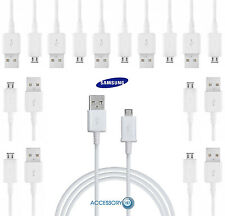 Samsung Micro USB Charging Data Cable for Micro USB Slot Devices Lot of 01 to 10