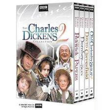 Charles Dickens Collection 2 (DVD, 2006, 4-Disc Set, Slipcase)