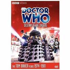 Doctor Who - Destiny of the Daleks [1997] [English] [Region 1] New DVD