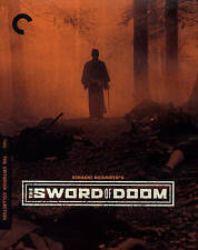 Sword of Doom (Blu-ray Disc, 2015, Criterion Collection)