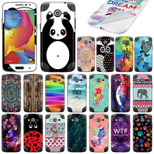 For Samsung Galaxy Avant G386T Pattern Vinyl Skin Decal Sticker Cover Protector