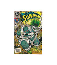 Superman: The Man of Steel #18 NM/MT 1992 1st Doomsday! 1st Print, $35 NM- Guide