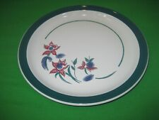 """Touch of Elegance Hand Painted Durasafe Dinnerware Dinner Plate 10.75"""" Mexico"""