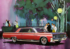 1963 Oldsmobile 98 Custom Sports Coupe - Promotional Advertising Poster