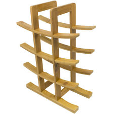 Sorbus 12 Bottle Tabletop Wine Bottle Rack