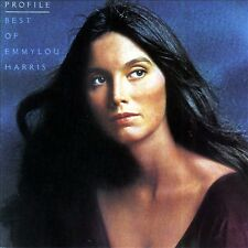 Profile: The Best of Emmylou Harris by Emmylou Harris (CD, Jun-1984, Reprise)