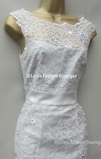 New KAREN MILLEN Floral BNWT £210 Embroidery Lace Wedding Shift Party Dress