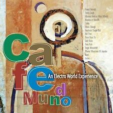 Sunnyside Cafe Series: Cafe Mundo/An Electro World Experience by Various Artists
