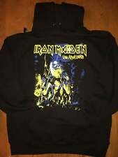 †Iron Maiden† Live After Death Hoodie Sweatshirt Hooded Sweater