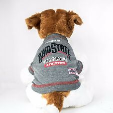 Ohio State Buckeyes Dog Shirt NCAA Officially Licensed Pet Product
