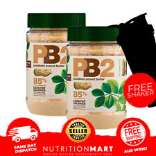 BELL PLANTATION PB2 **TWIN PACK** NATURAL POWDERED PEANUT BUTTER