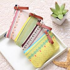 Cosmetic Holder Purse Coin Bag Wallet Makeup Pouch