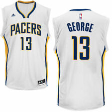 Paul George Indiana Pacers adidas Replica Jersey - White - NBA