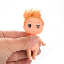 Ddung Doll Mini Doll Cake Bare Baby Cake Dolls Confused Doll Birthday Present