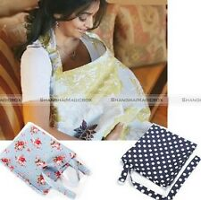 Mum Breastfeeding Lactation Baby Nursing Cover Up Udder Cotton Blanket Shawl