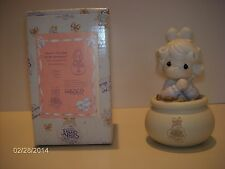 PRECIOUS MOMENTS-YOU'RE THE END OF MY RAINBOW 1994 SYMBOL OF MEMBERSHIP-C0014