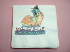 Lot of 36 Jimmy Buffett Margaritaville Casino Las Vegas NV Cocktail Napkins New