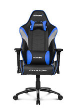 AKRACING Overture Gaming Chair – Blue  Office PC Ergonomic Comfortable
