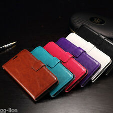 Flip Leather Stand Card Wallet Case Cover For LG Google Nexus 5, LG D820