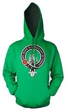 BNWT MACDONALD RANALD CLAN SCOTTISH FAMILY  SCOTLAND HOODIE HOODY ADULT  S-XXL
