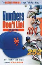Numbers Don't Lie: Mets: The Biggest Numbers in Mets History by Russ Cohen Paper