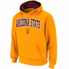 Arizona State Sun Devils Stadium Athletic Arch & Logo Pullover Hoodie - NCAA