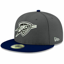Oklahoma City Thunder New Era Shader Melt 2 59FIFTY Hat - NBA