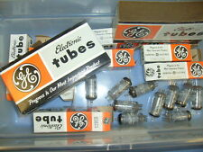 10 lot in boxes  NOS  GE  12BE6   radio TUBE   NOS lot