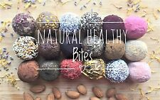 Berry and Fruit Healthy Snacks (truffles)