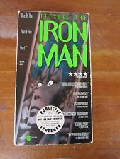 Tetsuo, The Iron Man vintage 80's horror/sci-fi vhs movie for sale by owner!!!