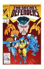 The Secret Defenders #1,#2,#3  (Mar 1993, Marvel) VF-NM