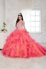 New Beaded Prom Party Dresses Quinceanera Dress Ball Gown Pageant Wedding Dress