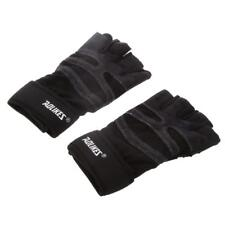 1 Pair Weight Lifting Gym Training Workout Fitness Sports Glove Wrist Wrap