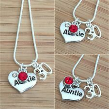 Personalised Birthday Necklace for mum sister daughter nan - 13th18th 21st 30th