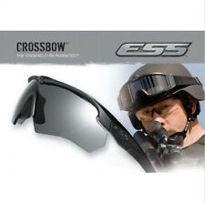 ESS-CROSSBOW-Polarized-Military-Goggles-3-Lens-Ballistic-Army-Sunglasses New