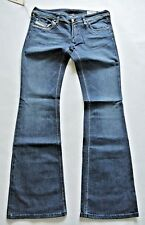 DIESEL Women Lowky B.C. 008BB Boot Cut Denim Jeans NwT 30 31 Made in Italy