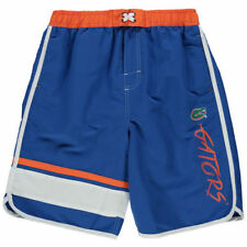 Florida Gators Youth Color Block Swim Trunks - Royal - NCAA