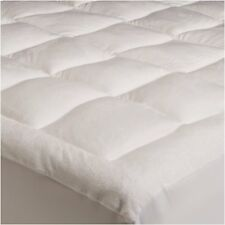 "Mezzati Overfilled 2"" Microplush Mattress Pad"