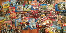 Lego Mini Poly Bags Bagged Marvel Star Wars Ninjago Lord of the Rings City - NEW