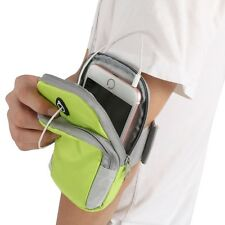 Running Arm Phone Holder Case Armband Gym Sports Jogging Band Cycling Cases New