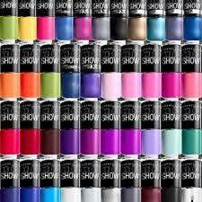 Maybelline Color Show Nail Polish Pick Your Color 1 Bottle~Trusted Seller~