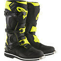 ALPINESTARS TECH 1 MOTOCROSS ATV DIRTBIKE MX BOOT BLACK/HI-VIS YL MEN ALPINESTAR