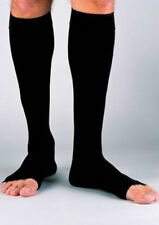 30-40mmHg Jobst Men's Compression Knee High Open Toe Therapeutic Support Casual