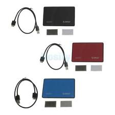 "USB 3.0 2.5"" SATA External HDD Hard Disk Box External Enclosure Case"