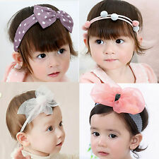 Toddler Hair Band Cute Lace Flower Headwear Kids Baby Girl Headband Accessories