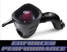 S&B AIR INTAKE FOR 13-16 DODGE RAM CUMMINS DIESEL 6.7L 2500 3500 OILED FILTER