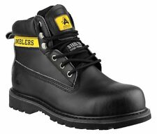FS9 Goodyear Welted Safety Boot Goodyear Welted Safety