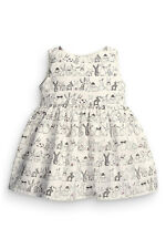 Pretty 0-18 Newborn Baby Dress Rabbit Sleeveless Baby Girl Clothes Cartoon Dress
